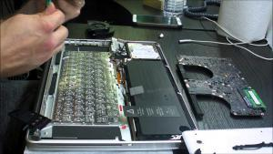 macbook toetsenbord reparatie
